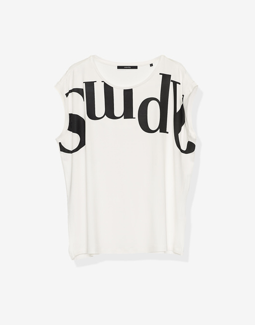 Shirt with print Keril  black