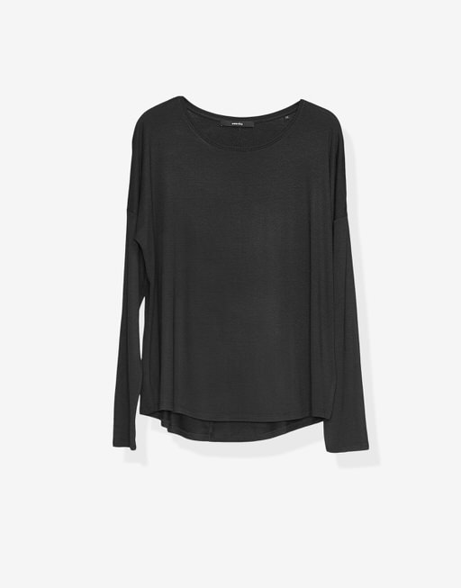 Oversize Shirt Kisala black