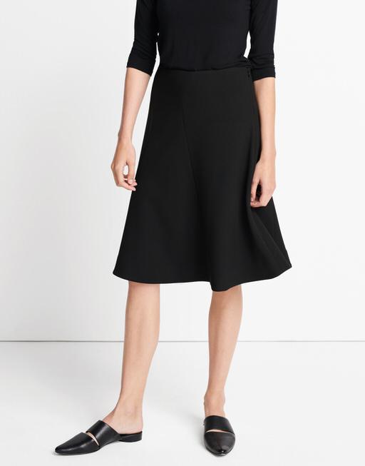 A-line skirt Osita  black