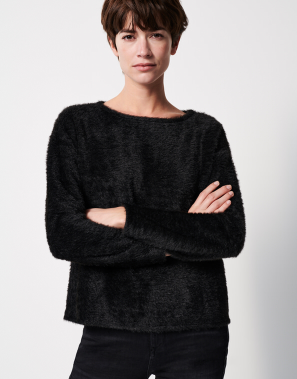 Sweatshirt Ulawie black by someday | shop your favourites online