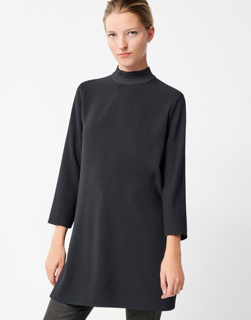 Longbluse Zorica black