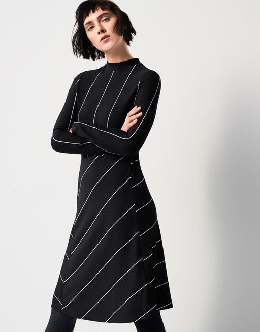 Kleid Quillip black