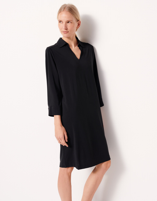 Blusenkleid Quarie black